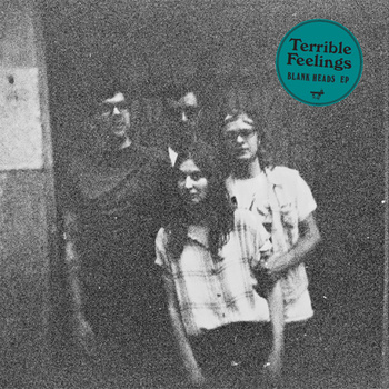 Terrible Feelings - Blank Heads EP